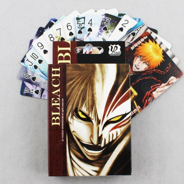 Bleach Collection Game Cards