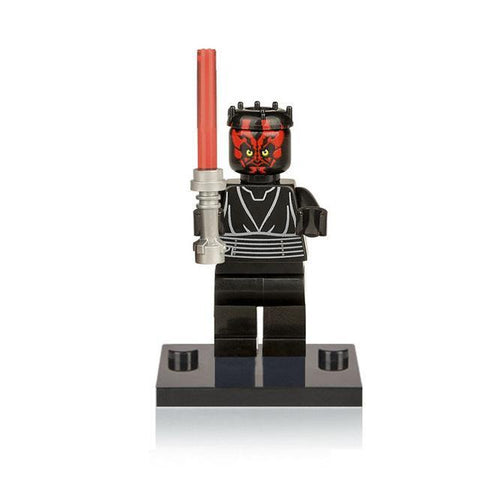 Image of Star Wars Building Blocks Legos Figures