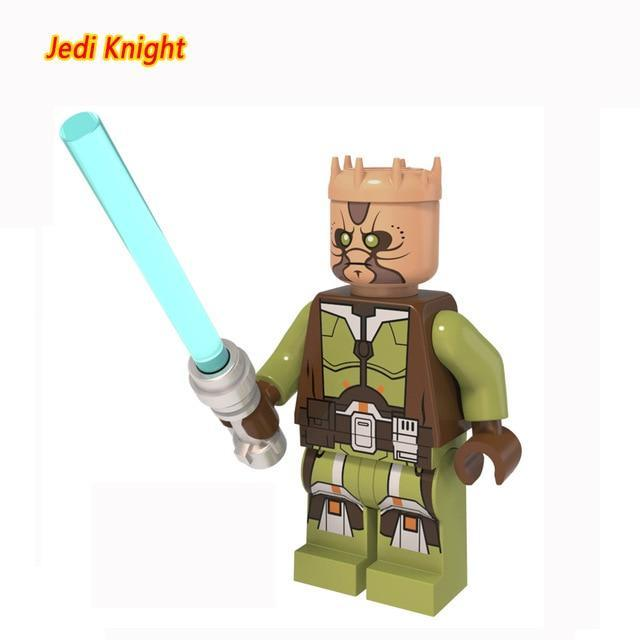 Star Wars Building Blocks Legos Figures