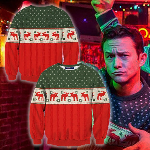 Image of The Night Before (2015) Ethan Cosplay Ugly Christmas 3D Sweater