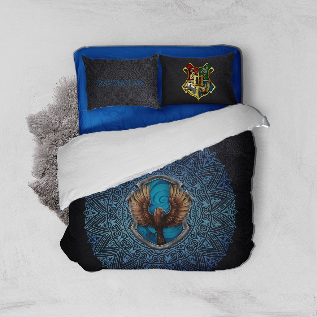 Hogwart House Ravenclaw Harry Potter Bed Set