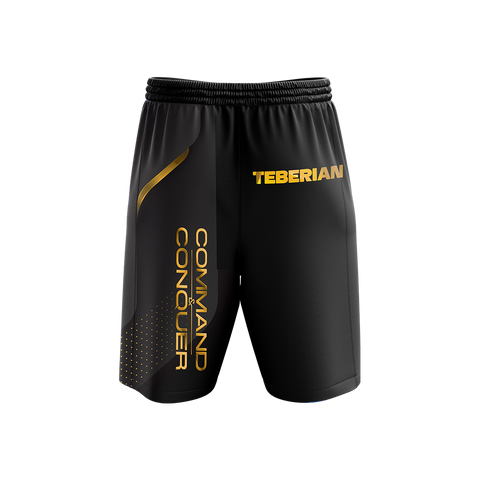 Image of Command & Conquer - Teberian Beach Shorts