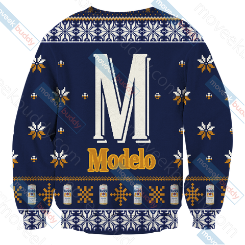 Image of Modelo Version 1 Knitting Style Unisex 3D Sweater