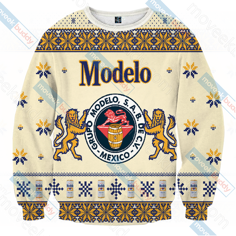 Image of Modelo Version 3 Knitting Style Unisex 3D Sweater