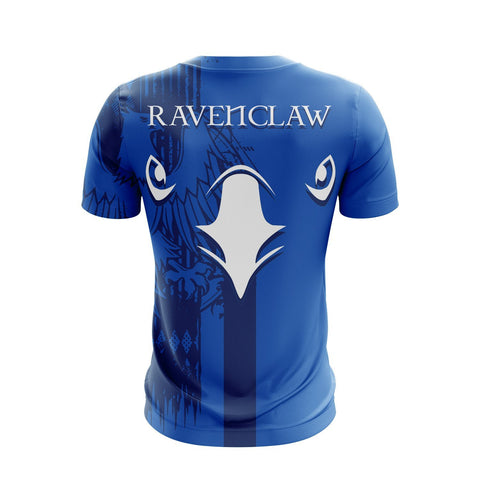 Football Ravenclaw Harry Potter Unisex 3D T-shirt