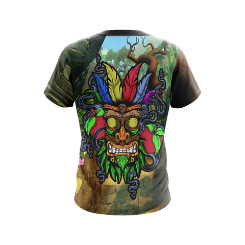 Image of Crash Bandicoot New Style Unisex 3D T-shirt