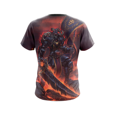 World of Warcraft - Human Rogue Unisex 3D T-shirt