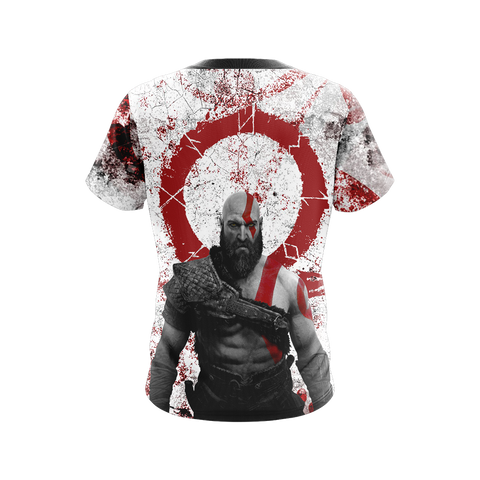 Image of God Of War New Collection Unisex 3D T-shirt