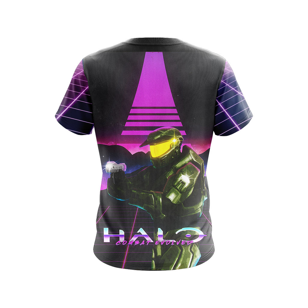 Halo - Combat Evolved New Unisex 3D T-shirt