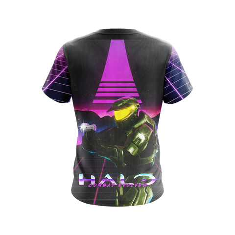 Image of Halo - Combat Evolved New Unisex 3D T-shirt