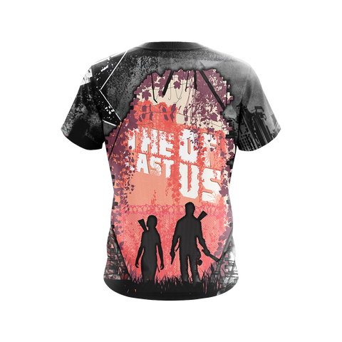 The Last of Us - When The Night Is Dark Look For The Light Unisex 3D T-shirt