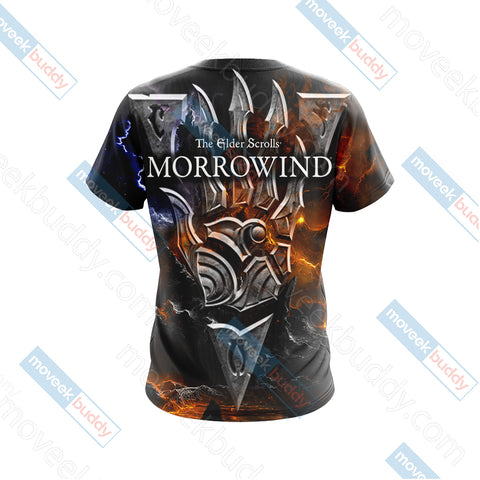 Image of The Elder Scrolls - Morrowind Unisex 3D T-shirt