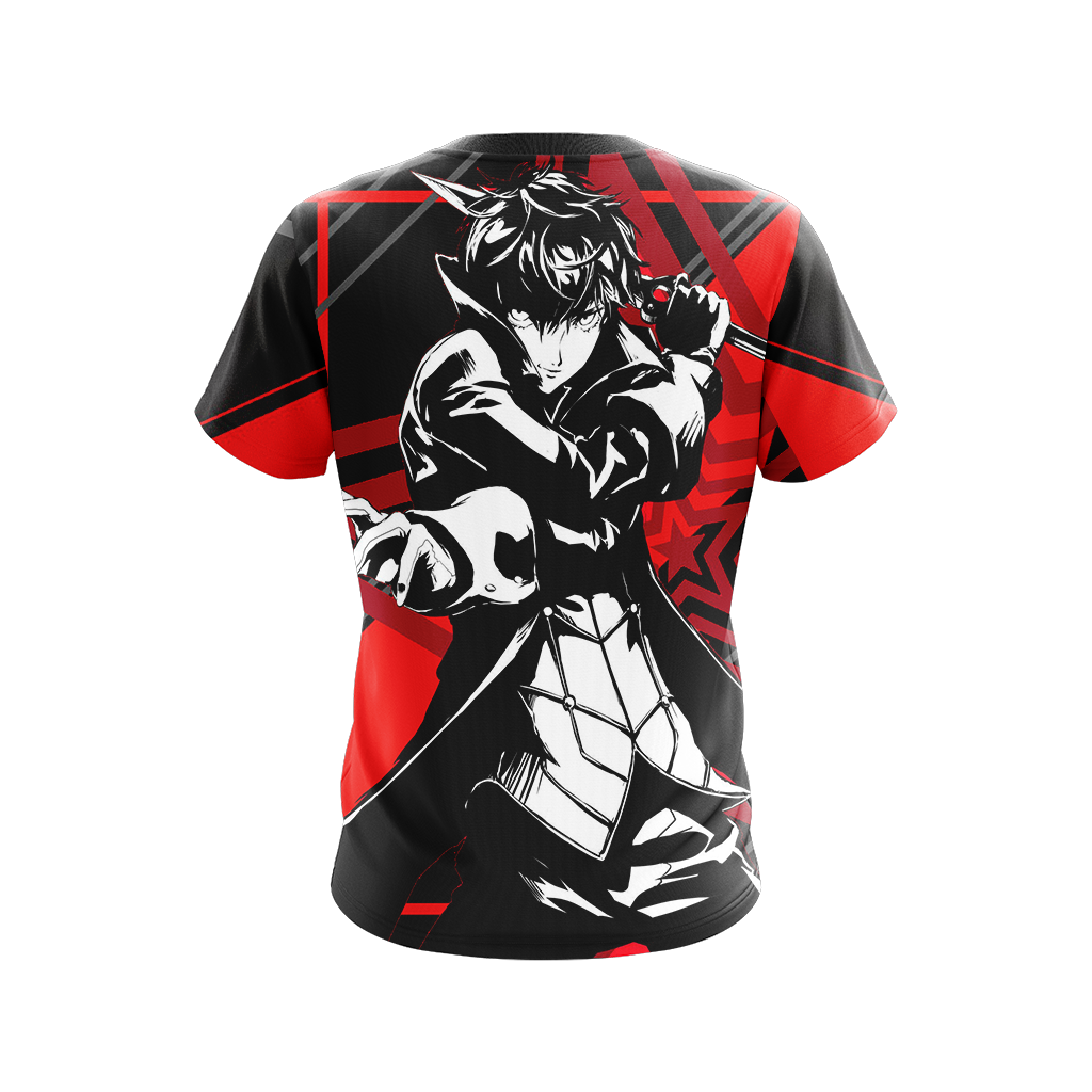 Persona 5 - Joker New Version Unisex 3D T-shirt