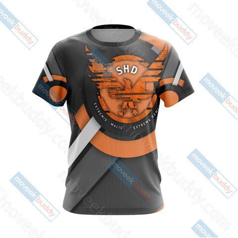 Tom Clancy's The Division New Look Unisex 3D T-shirt
