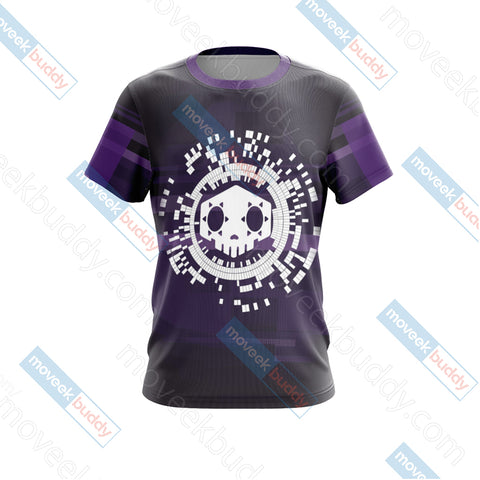 Overwatch - Sombra New Unisex 3D T-shirt