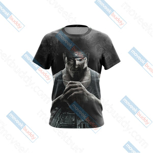 Gears Of War - Brother To The End Unisex 3D T-shirt