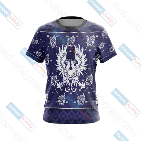 Image of Dragon Age - Grey Wardens Unisex 3D T-shirt
