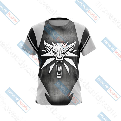 Image of The Witcher Wild Hunt  Unisex 3D T-shirt