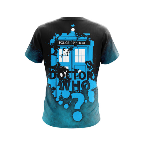 Doctor Who (TV show) Lord Of Time Unisex 3D T-shirt