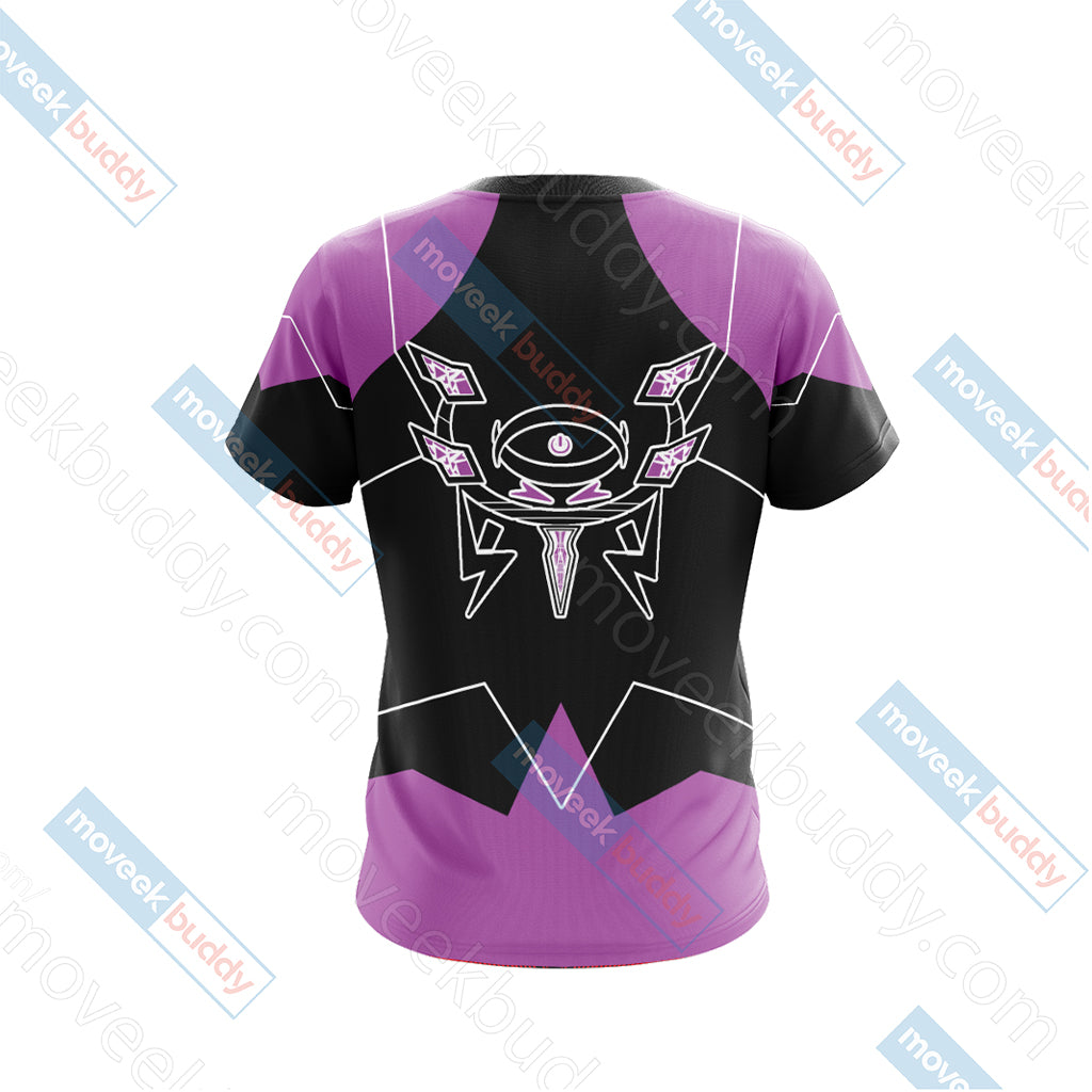 Elsword - Add Symbol Unisex 3D T-shirt