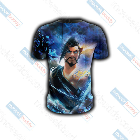 Image of Overwatch - Hanzo Unisex 3D T-shirt