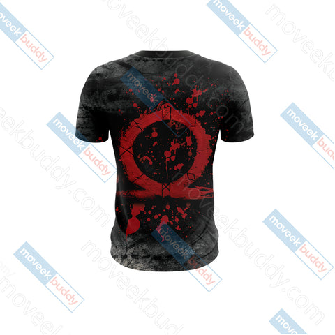 God Of War Unisex 3D T-shirt