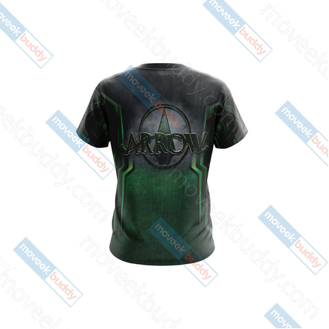 Image of Arrow New Unisex 3D T-shirt
