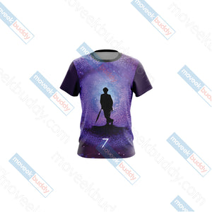 Doctor Who - Seventh Doctor Unisex 3D T-shirt