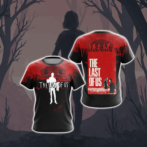 Image of The last of Us 2 Unisex 3D T-shirt