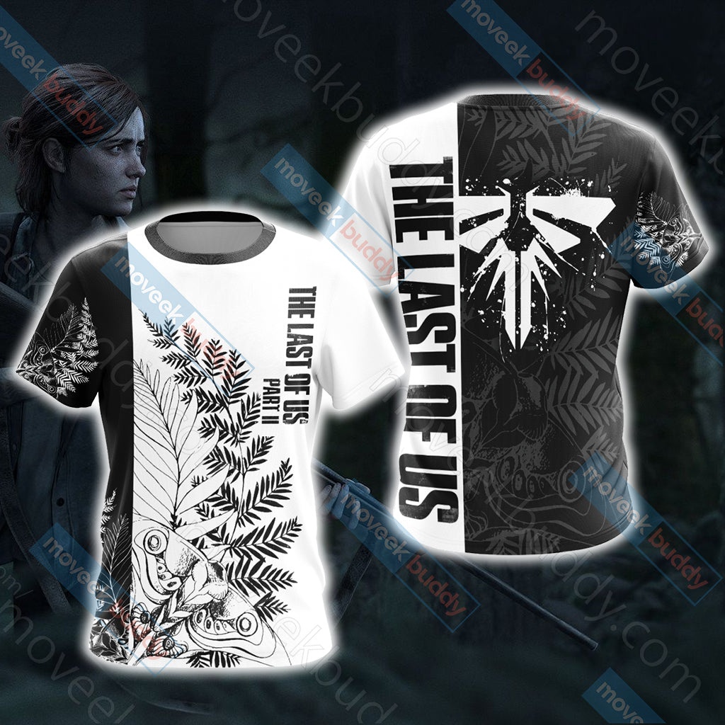 The last of Us - Ellie Unisex 3D T-shirt