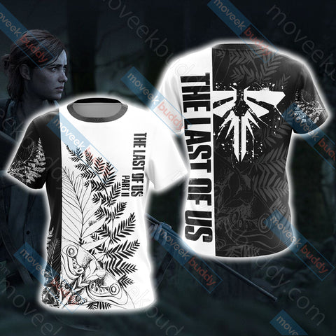 Image of The last of Us - Ellie Unisex 3D T-shirt
