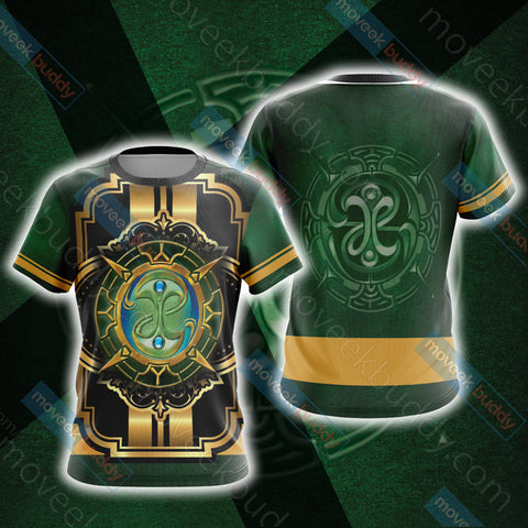Image of Fable - The Guild Seal Unisex 3D T-shirt