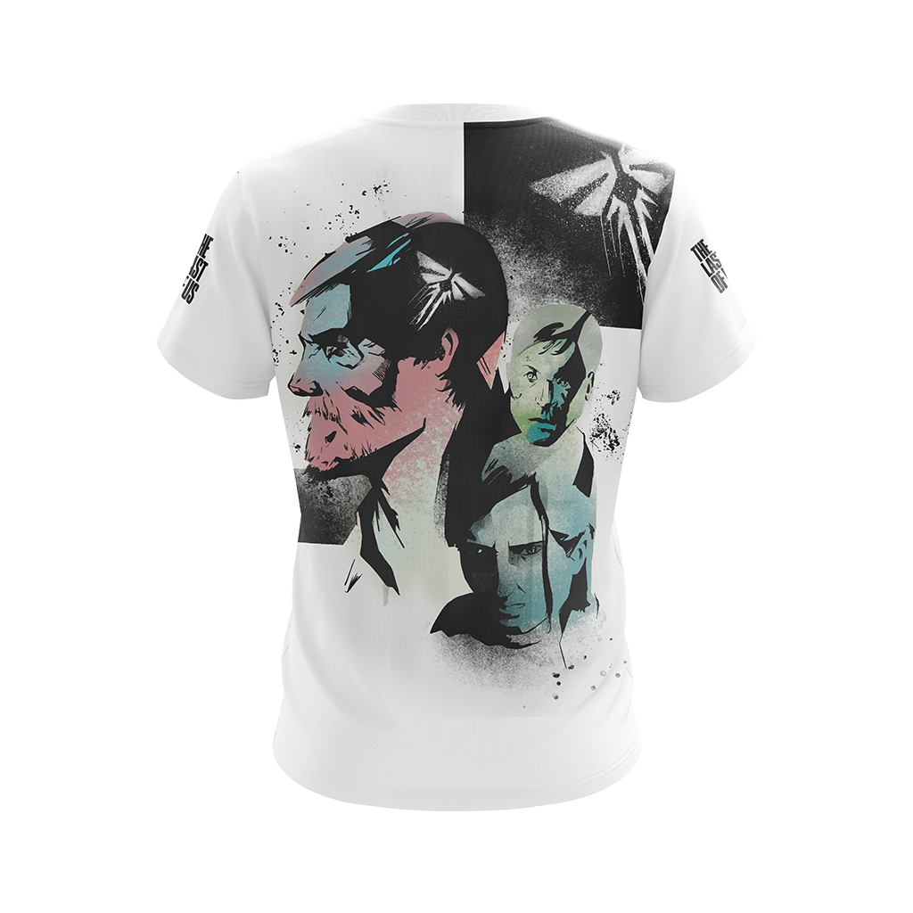 The Last Of Us Unisex 3D T-shirt
