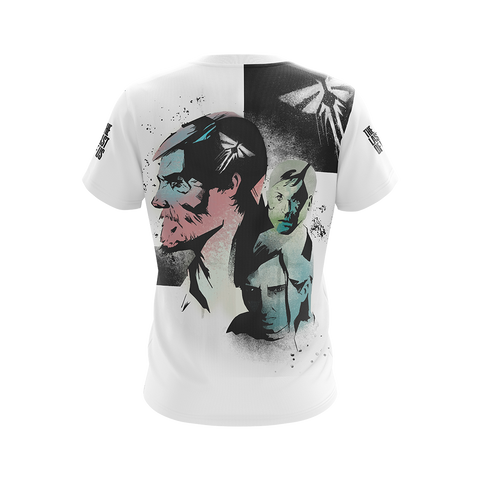 Image of The Last Of Us Unisex 3D T-shirt