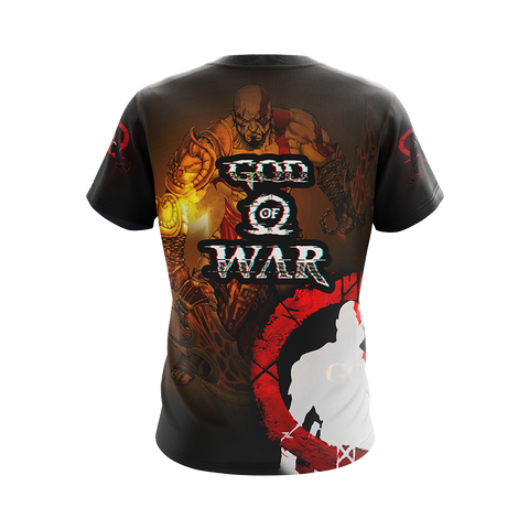 Image of God Of War Character Unisex 3D T-shirt