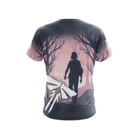 The last of Us New Look Unisex 3D T-shirt
