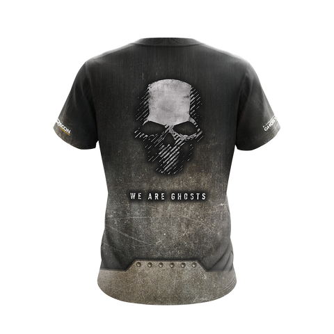 Tom Clancy's Ghost Recon New Unisex 3D T-shirt
