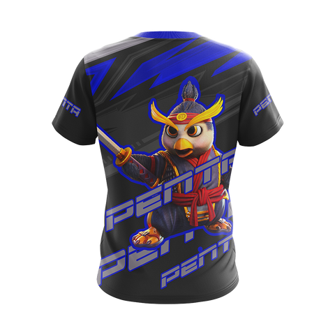 Image of Crash Bandicoot Penta Penguin Unisex 3D T-shirt
