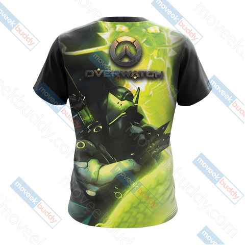 Image of Overwatch - Genji Unisex 3D T-shirt