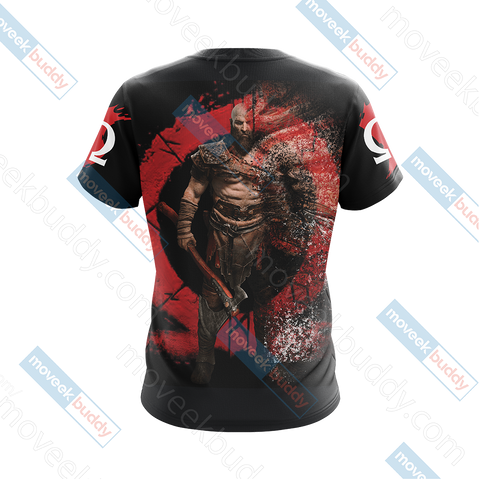 Image of God Of War Version 2019 Unisex 3D T-shirt