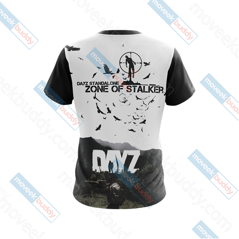 Image of DayZ (video game) Unisex 3D T-shirt