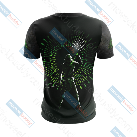 Arrow Oliver New Unisex 3D T-shirt