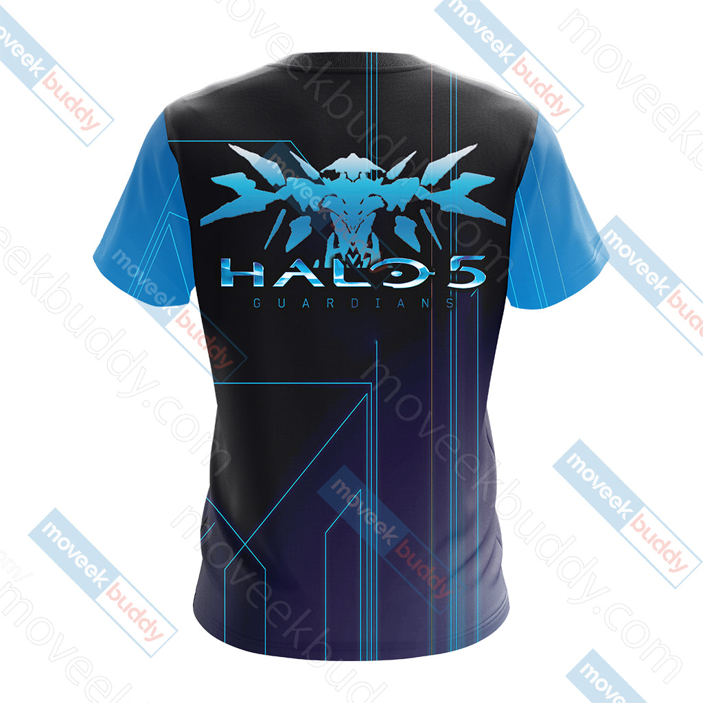 Halo 5: Guardians Unisex 3D T-shirt