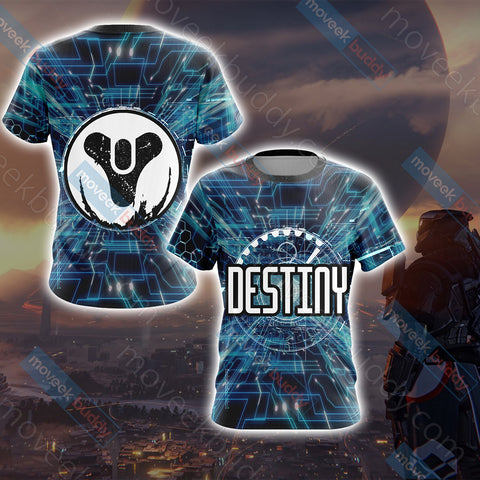 Image of Destiny Unisex 3D T-shirt