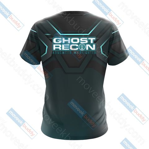 Tom Clancy's Ghost Recon Advanced Warfighter Unisex 3D T-shirt