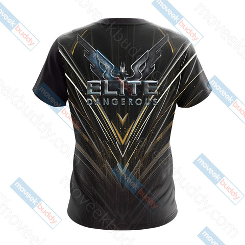 Image of Elite: Dangerous Unisex 3D T-shirt
