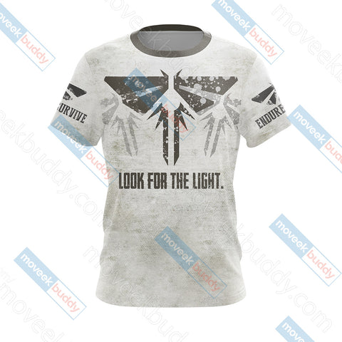 The Last of Us New Unisex 3D T-shirt