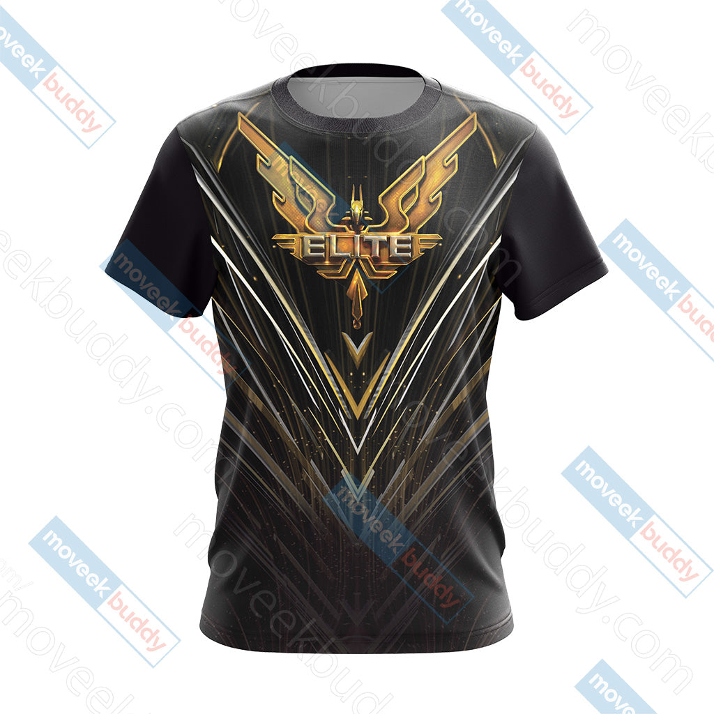 Elite: Dangerous Unisex 3D T-shirt