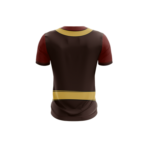 Image of Avatar: The Last Airbender Zuko Cosplay Unisex 3D T-shirt