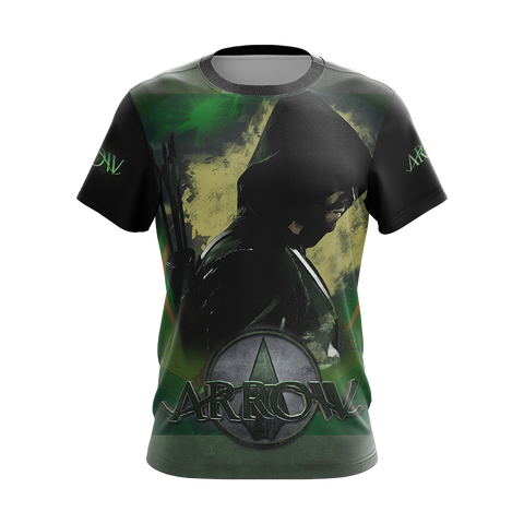 Arrow (tv series) Unisex 3D T-shirt